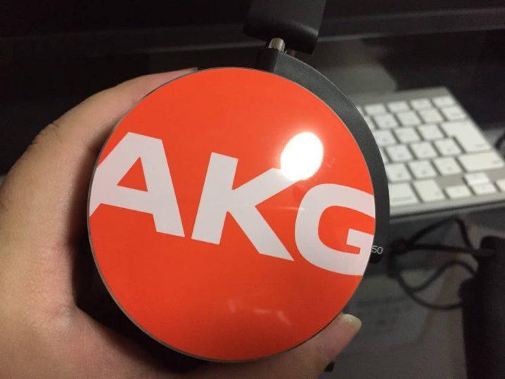 AKG−Y50-オレンジ