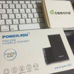 モバイルバッテリー買いました!大容量で安いPOWERADDのモバイルバッテリーを開封します!