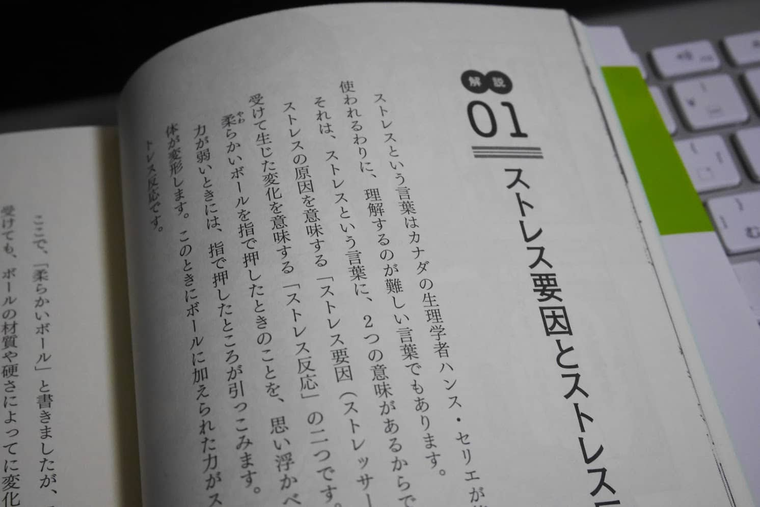 マンガでわかりやすいストレスマネジメント - 解説ページ