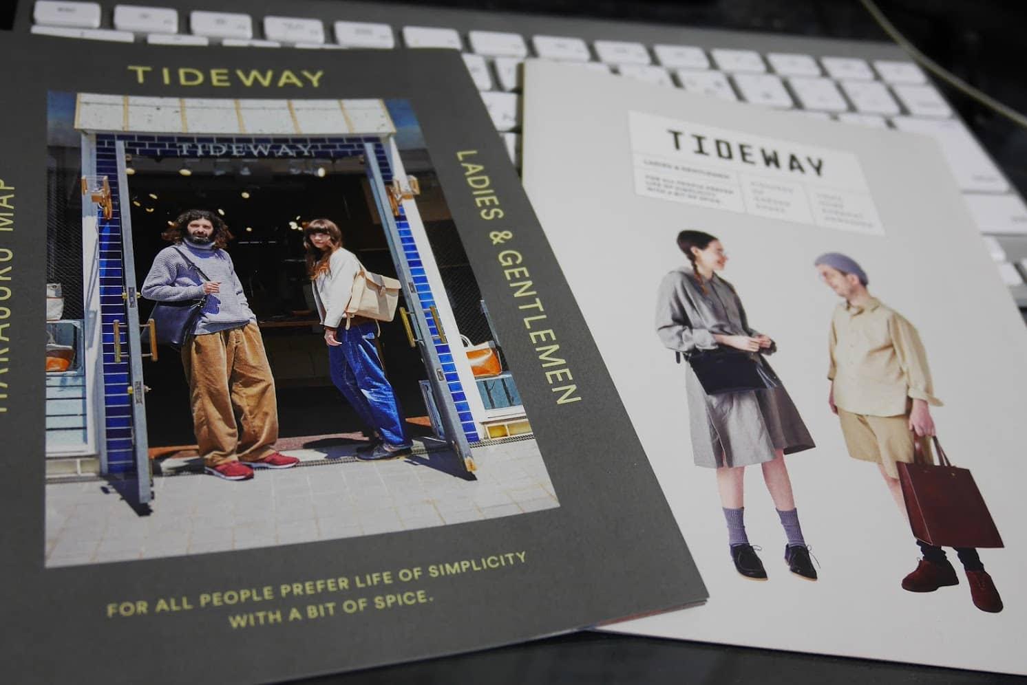 tidewayの長財布-開封-3