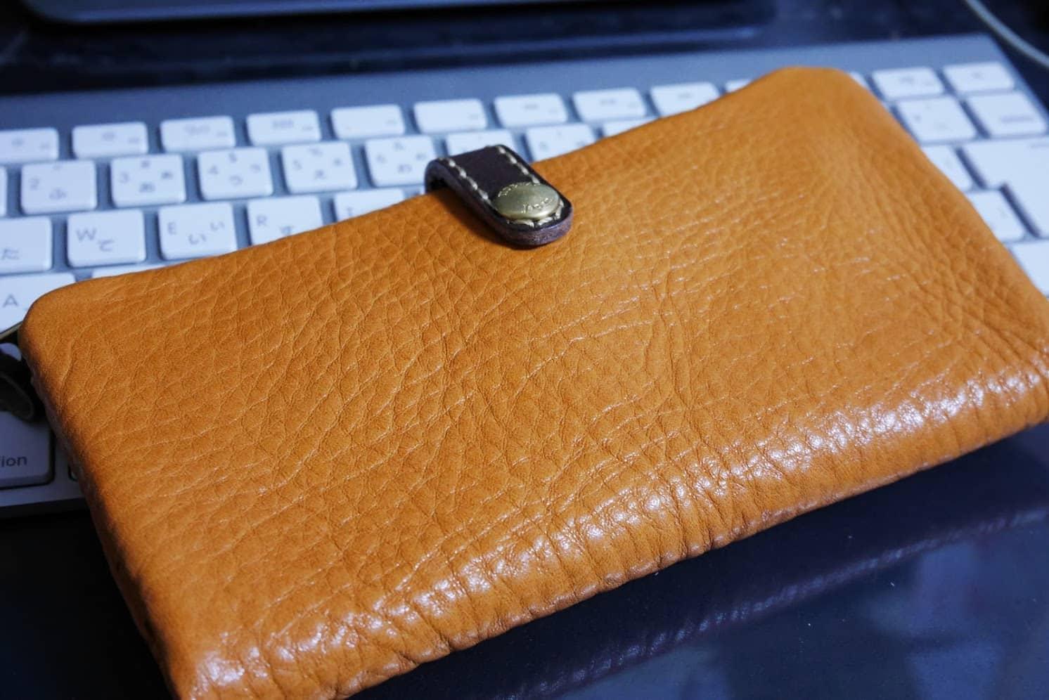 tidewayの長財布