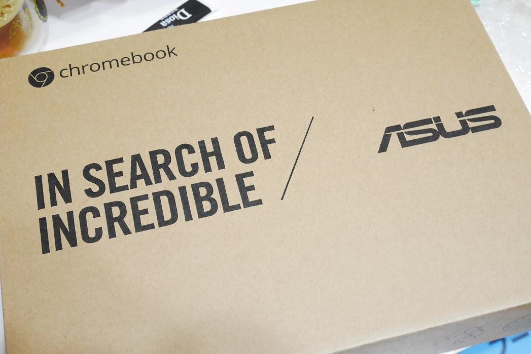 Chromebook-ASUS-C100PA-パッケージ