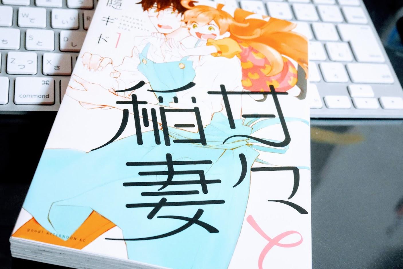 甘々と稲妻 表紙 02