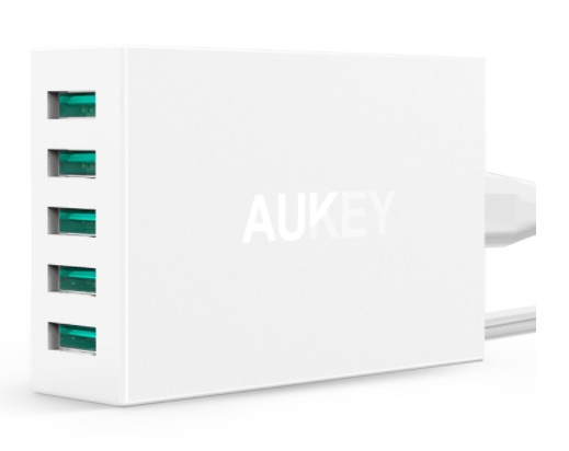 AUKEY-PA-U33-ホワイト