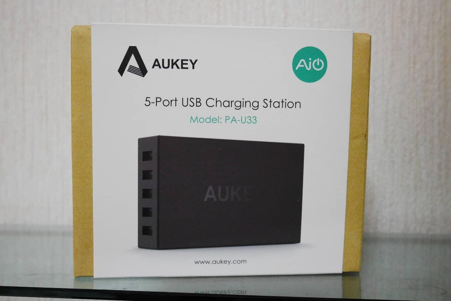AUKEY-PA-U33-外箱