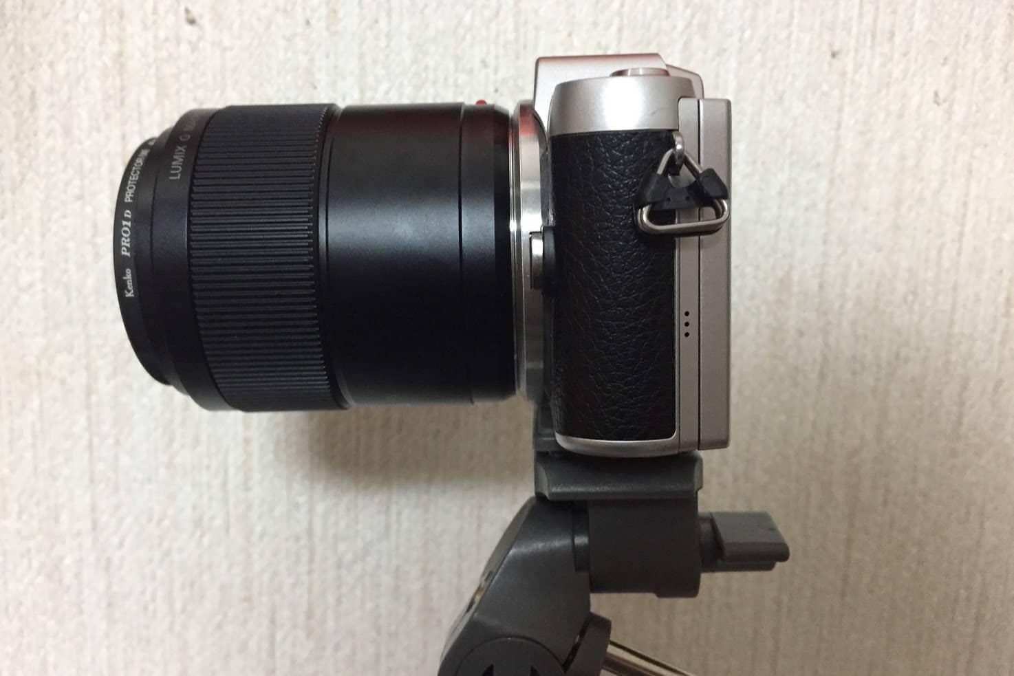 Fotopro DIGI-204 ミラーレス一眼を載せてみた