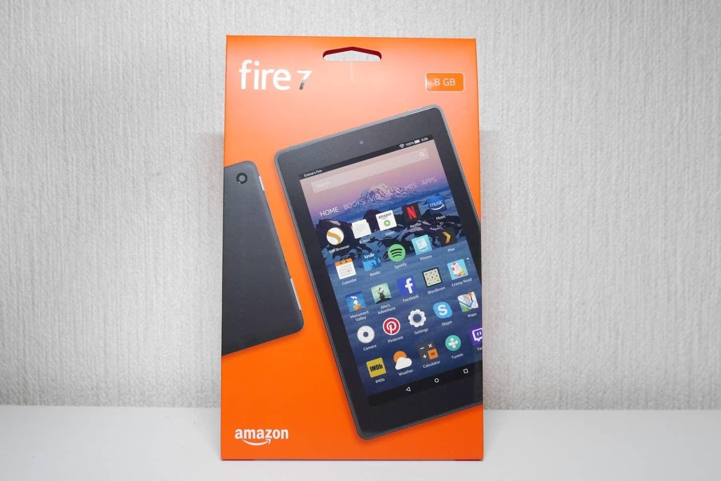fire7タブレット-パッケージ