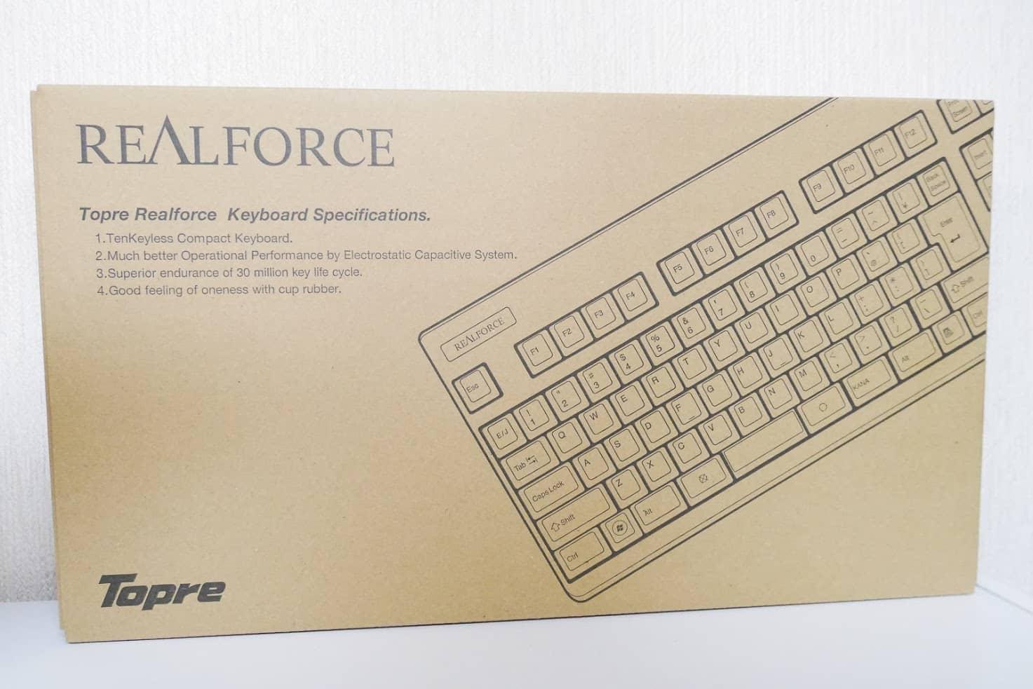 Realforce91U-パッケージ1