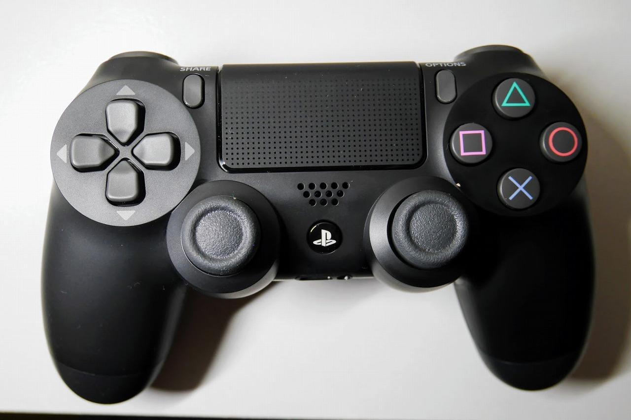 PS4_コントローラー_デュアルショック4
