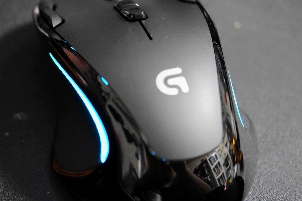 ゲーミングマウス-ロジクール-G300s-光